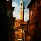 Sienna Evening by redtree