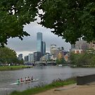 Simply Melbourne by Roslyn Slater