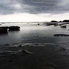 Whitby Beach by Emilia Nardiello