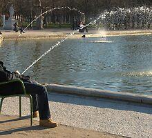 Paris - Wet Dream. by Jean-Luc Rollier