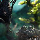 Lego jungle swamp by Shobrick