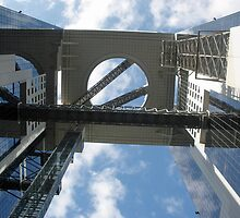 Umeda Sky Building, Japan by Candidly