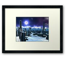 The End of Days Framed Print