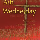 Ash Wednesday: Dust to Dust by Chuck Mountain
