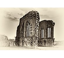 Egglestone Abbey Photographic Print