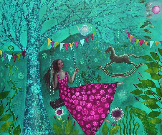 Green Dream by Alice Mason