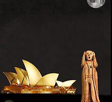 The Scream World Tour Sydney by Eric Kempson