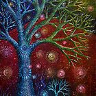 Winter Solstice Tree by Alice Mason