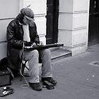 He's Got The Blues by jason21