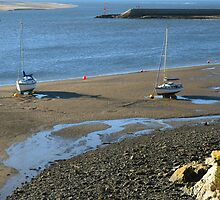 Barmouth Harbour No 6 by StephenRB