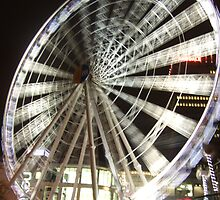 Spinning Wheel by rico78