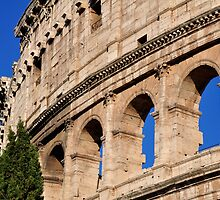 Roman Holiday at the Coliseum by April Anderson