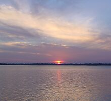 Charleston, SC Sunset by BLemley