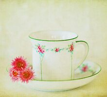 Tea For One.....? by Carol Knudsen