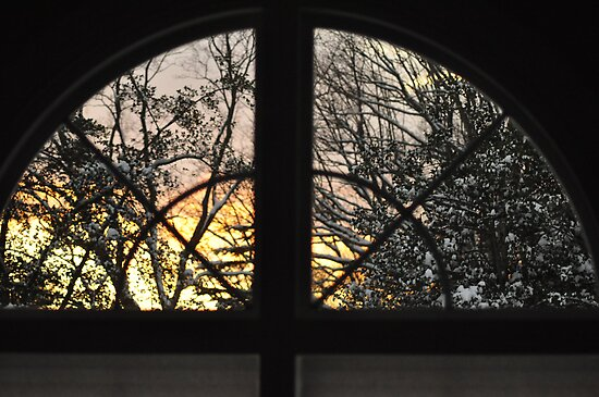 Out the Window, As Is by Kim McClain Gregal