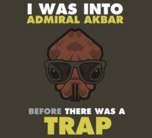 Admiral Hipskbar (Light Font) T-Shirt