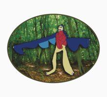 Fly dinosaur fly! - sticker by lexasaurus