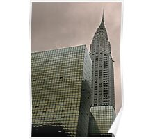 The Empire State Building-New York. Poster