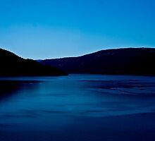 Lake Kalamalka by Justin Atkins