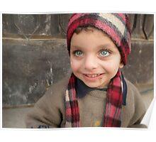 Fallujah Child Poster