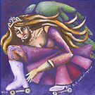 Roller Skating Queen by Penny Lewin - Hetherington