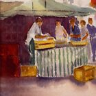 The fish market by Beatrice Cloake