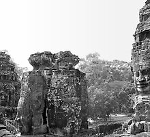 The Temples of Angkor by mattlavin
