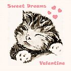 Sweet Dreams Valentine by Trish Loader