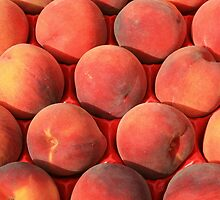 Dinan Peaches by Liz Garnett