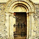 Barfreston South Door by Dave Godden