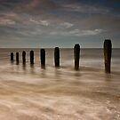 Allonby Beach by Brian Kerr