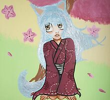 Little Hanako by Katz Karma