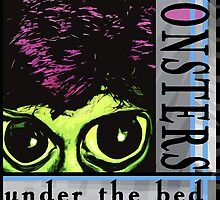 Monsters Under the Bed by Nicole  Simpson