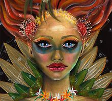 Lady of the Forest by KimTurner