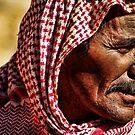 Bedouin elder by Guy Carpenter