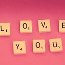 Love You by photomadly