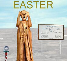The Scream World Tour South Pole Happy Easter by Eric Kempson