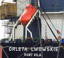 Gdansk Shipyards - Sights and Sounds by KevinsView