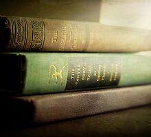 Old Books by Jonicool