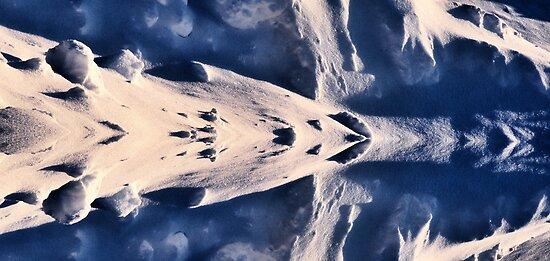Lake Of Frozen Dreams by Thomas Eggert