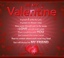 Be My Valentine by The Jonathan Sloat