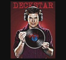 Dexter Morgan aka DECKSTAR by Brother Adam