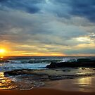 Turimetta sunrise Sat 12 Feb 11 by Doug Cliff