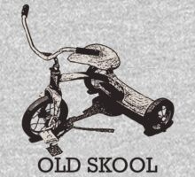 Old Skool Ride by Ben Sloma