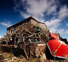 Paddys Mess by Dave Hudspeth
