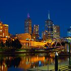 yarra river crossing by ashara