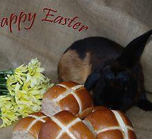 Hot Crossed Bunnies by Lisa Evans