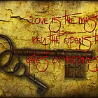 The key to my heart by Peter Howes
