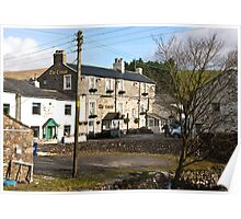 The Crown - Horton in Ribblesdale Poster