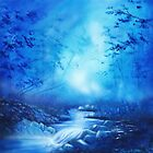 True Blue Through And Through by Sherry Arthur